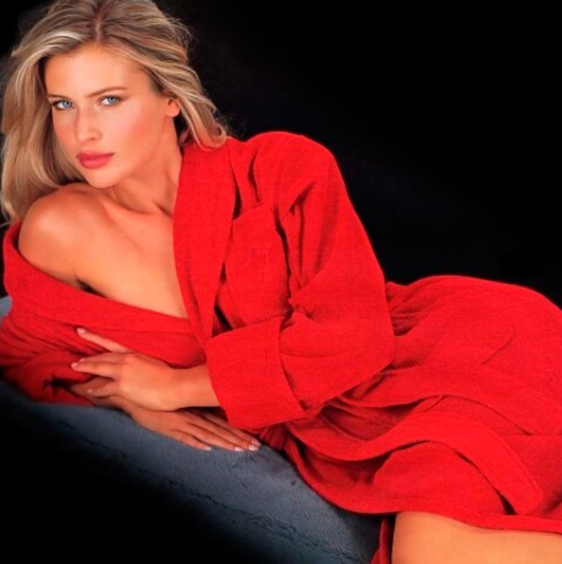 Красота без фотошопа: модели 20 лет назад Даниэла Пештова Daniela Pestova