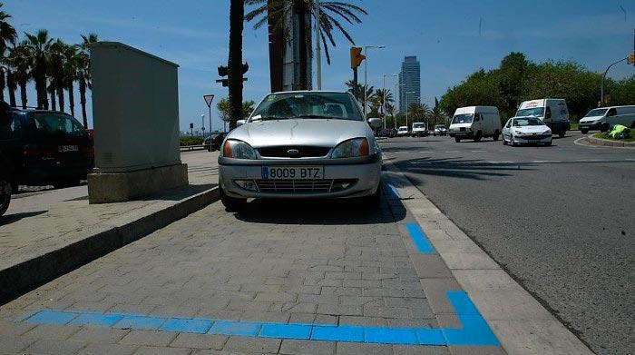 Как нельзя парковаться: интересно