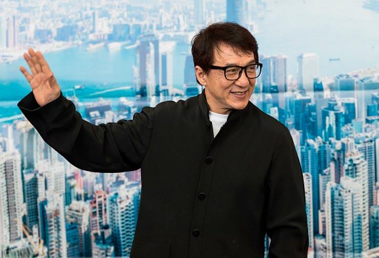 Самые высокооплачиваемые актёры и актрисы мира — 2017 Джеки Чан