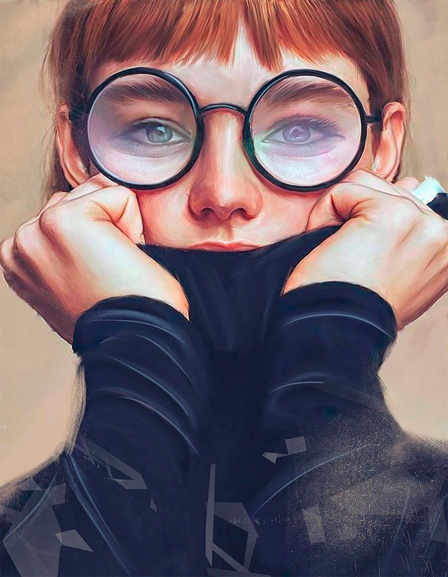 Никита Бужан: восхитительное цифровое искусство