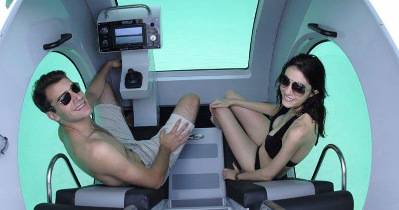 Самые эксклюзивные частные подводные лодки