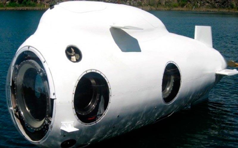 Самые эксклюзивные частные подводные лодки Nautilus VAS