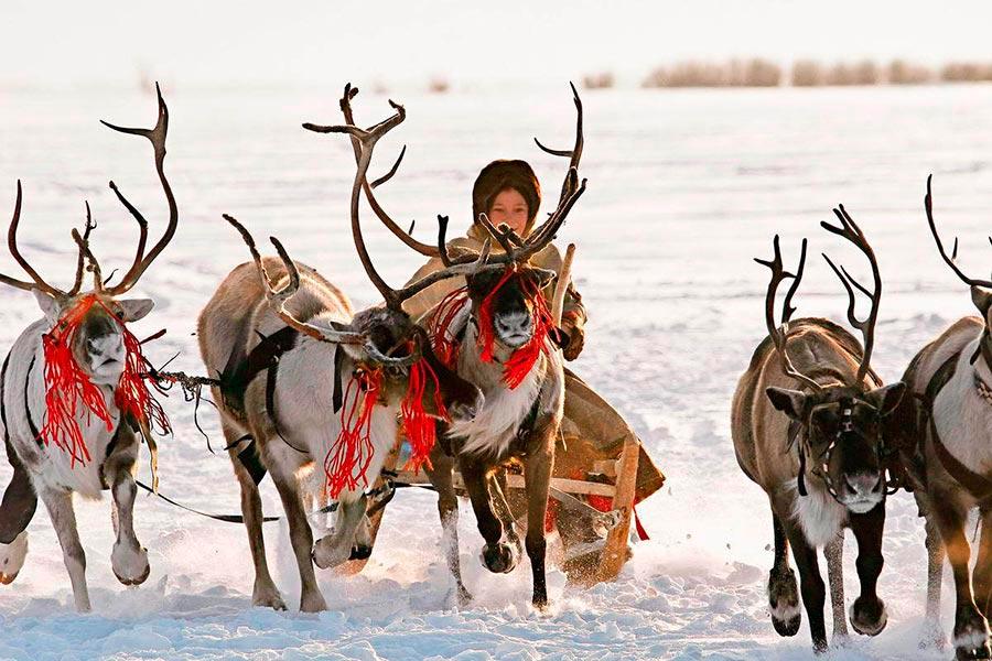 Малочисленные народы России: 10 коренных Ханты