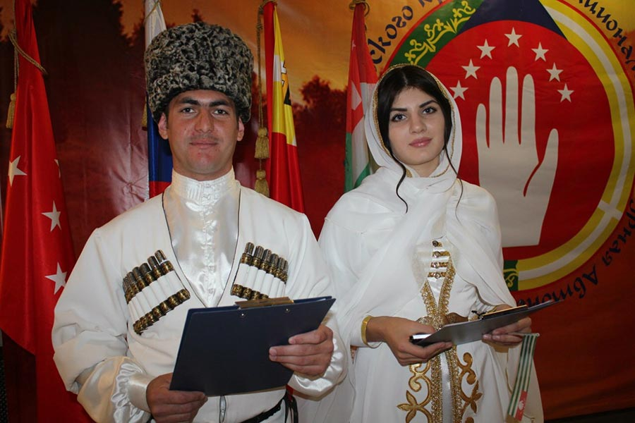 Малочисленные народы России: 10 коренных Абазины