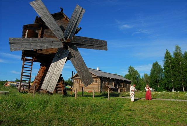 Малочисленные народы России: 10 коренных Вепсы