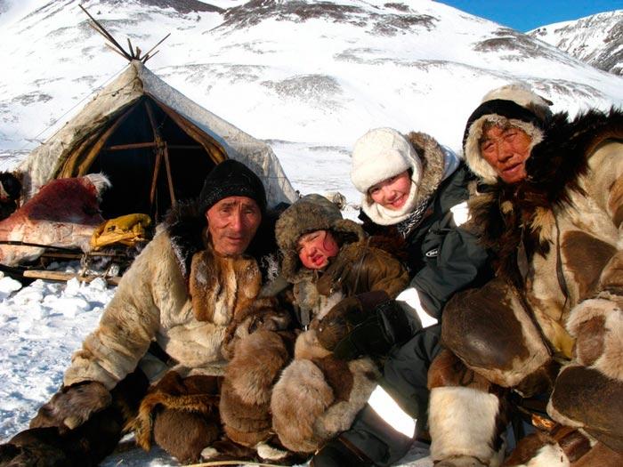 Малочисленные народы России: 10 коренных Чукчи