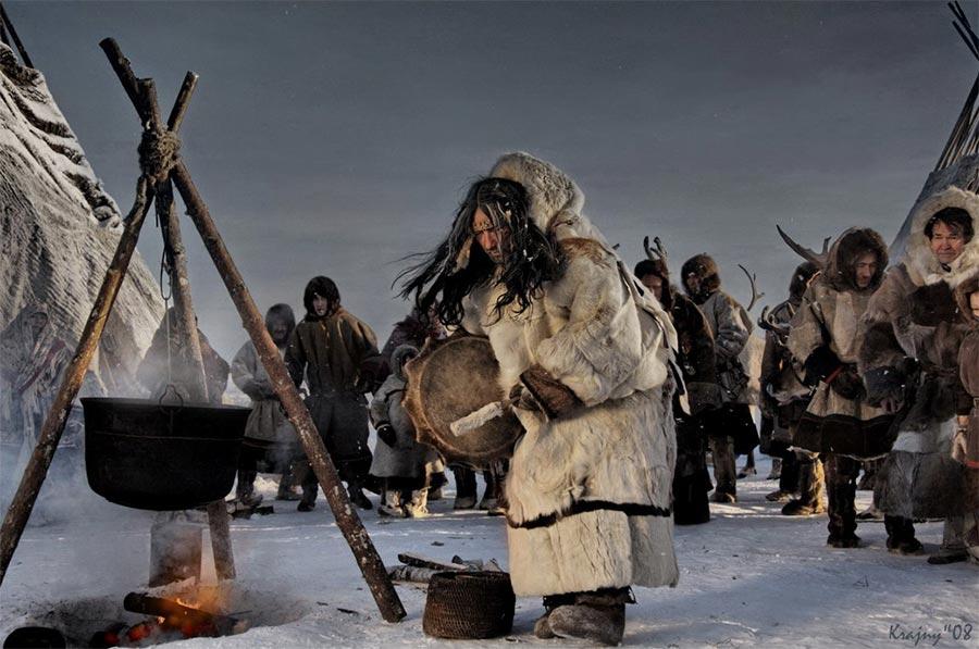Малочисленные народы России: 10 коренных Эскимосы