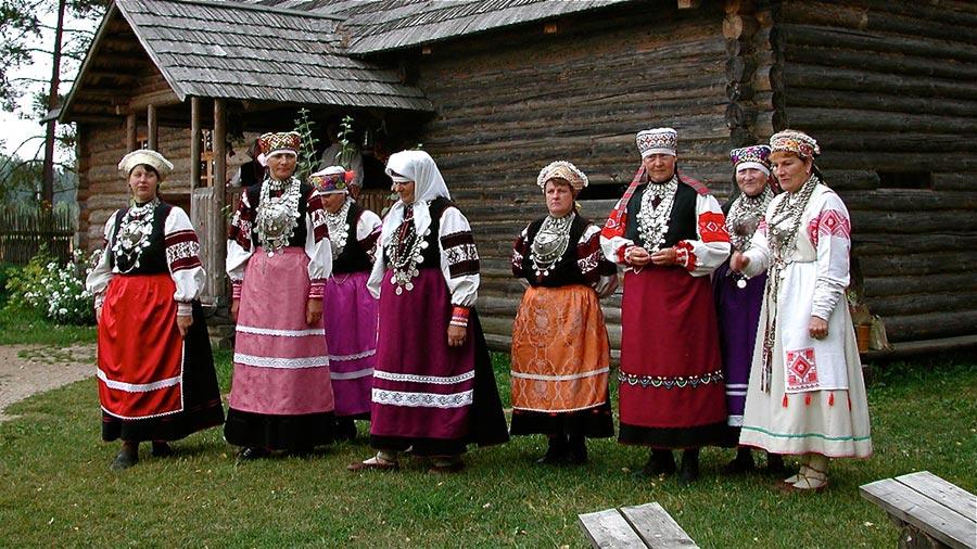 Малочисленные народы России: 10 коренных Сету