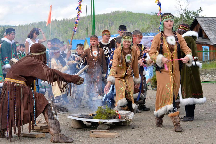 Малочисленные народы России: 10 коренных Эвенки