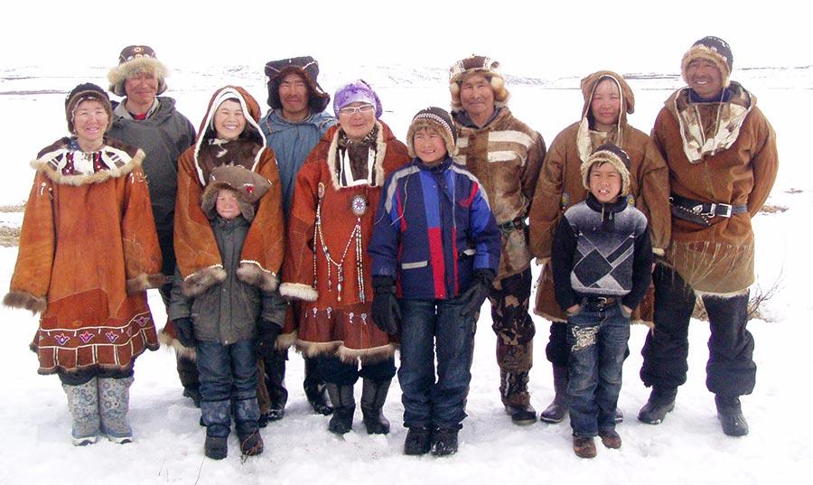 Малочисленные народы России: 10 коренных Коряки