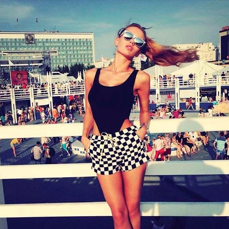 Лето 2017: 9 русских девушек в Инстаграме Оля Абрамович
