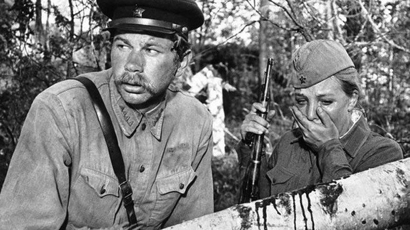 Советские фильмы, сюжет которых невозможен в 2017 году А зори здесь тихие