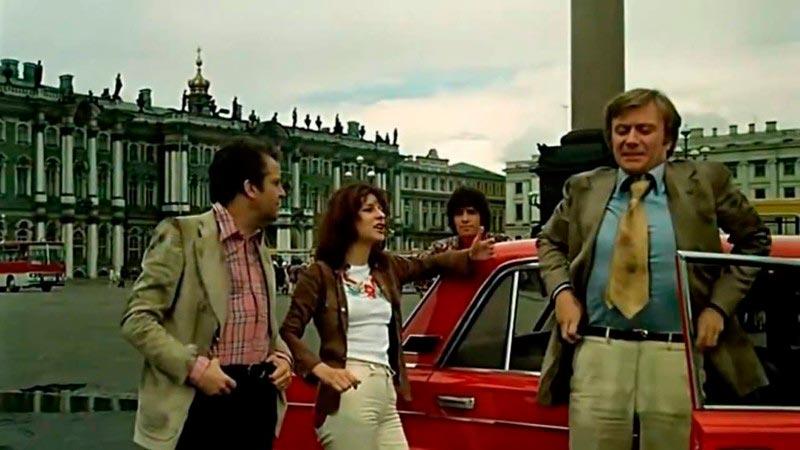 Советские фильмы, сюжет которых невозможен в 2017 году Невероятные приключения итальянцев в России