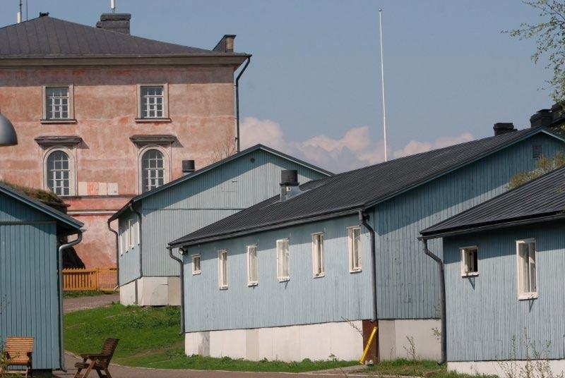Самые комфортабельные тюрьмы в мире Суоменлинна в Финляндии