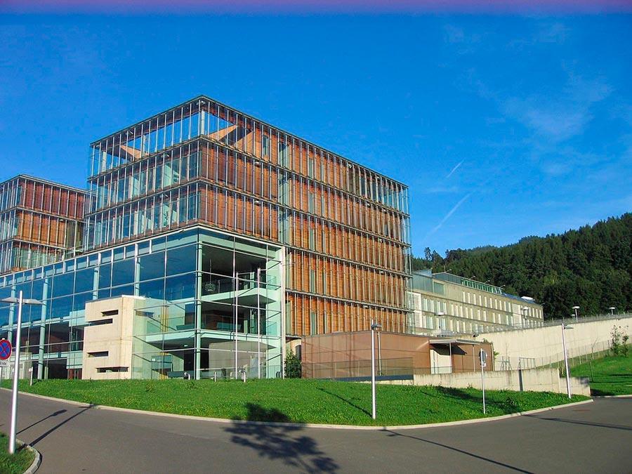 Самые комфортабельные тюрьмы в мире Центр правосудия, Австрия