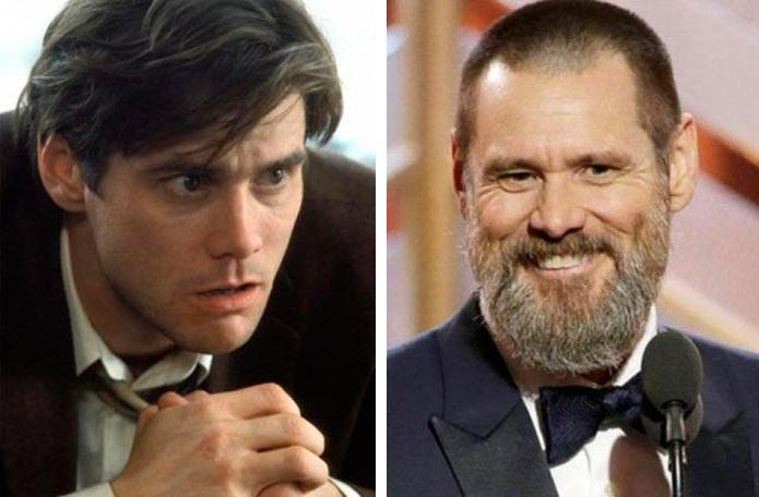 Актеры культовых фильмов 90-х: тогда и сейчас Маска Джим Керри