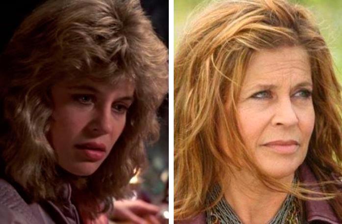 Актеры культовых фильмов 90-х: тогда и сейчас Терминатор-2 Судный день Линда Хэмилтон