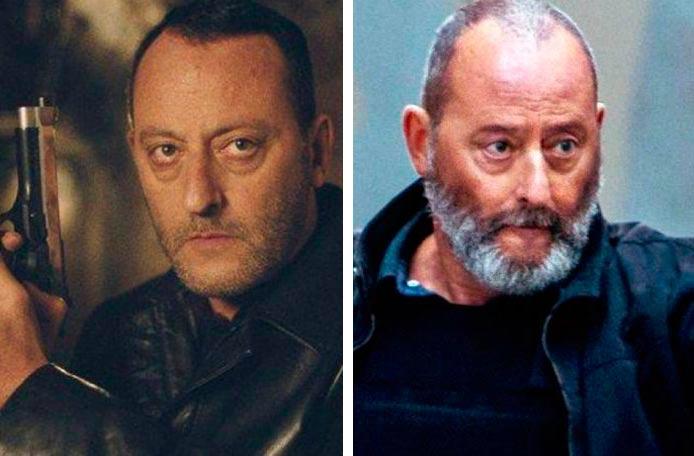 Актеры культовых фильмов 90-х: тогда и сейчас Леон Жан Рено