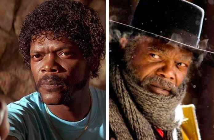 Актеры культовых фильмов 90-х: тогда и сейчас Криминальное чтиво Сэмюэл Л. Джексон