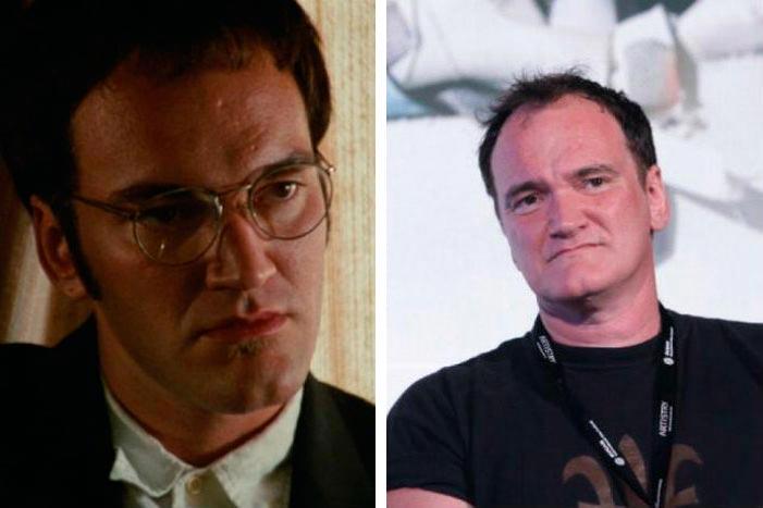 Актеры культовых фильмов 90-х: тогда и сейчас Криминальное чтиво Квентин Тарантино