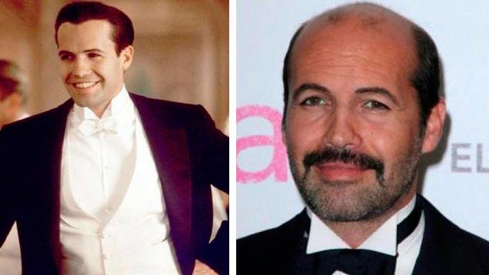Актеры культовых фильмов 90-х: тогда и сейчас Титаник Билли Зейн