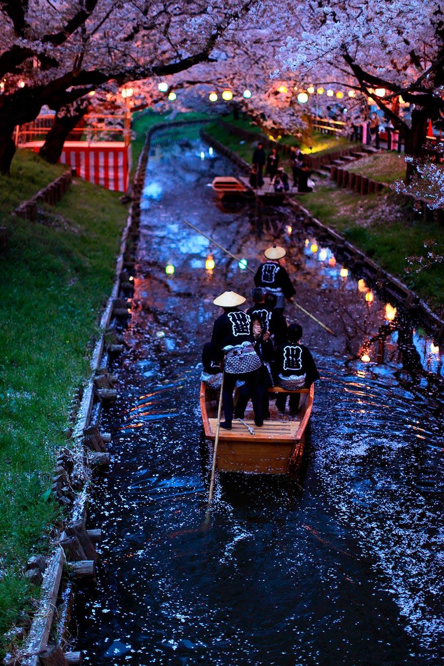 Япония: самые красивые места Japan Река в Кавагое