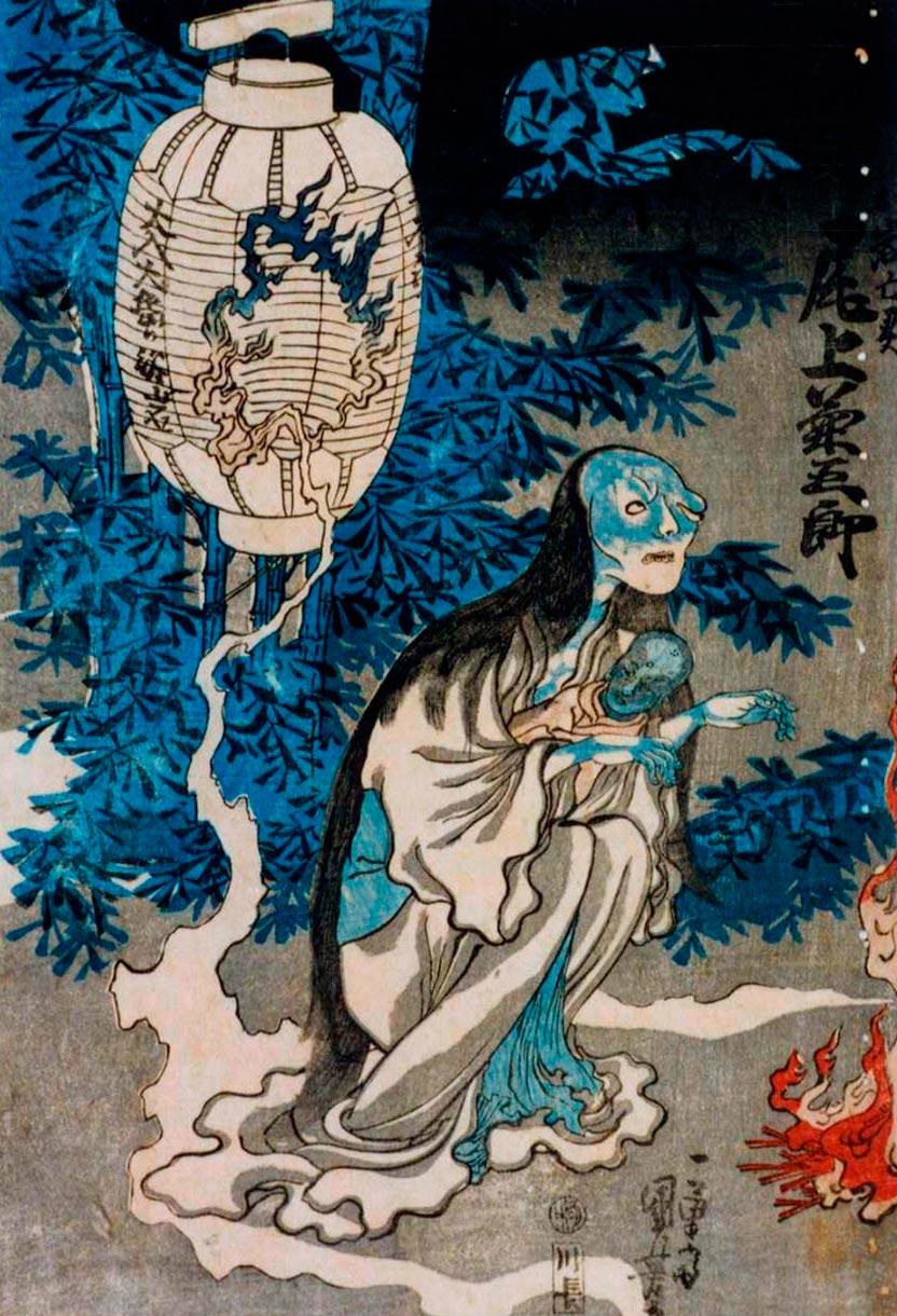 On-line архив японских гравюр, созданных с 1700-х годов до наших дней Утагава Куниёси