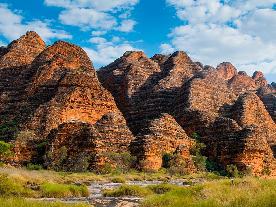 Восхитительная красота Австралии Горы Бангл-Бангл, Национальный парк Пурнулулу, Западная Австралия