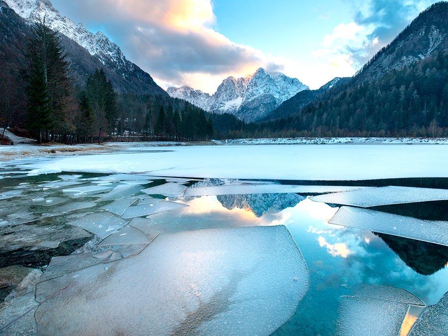 Самые прекрасные места Словении Краньска гора