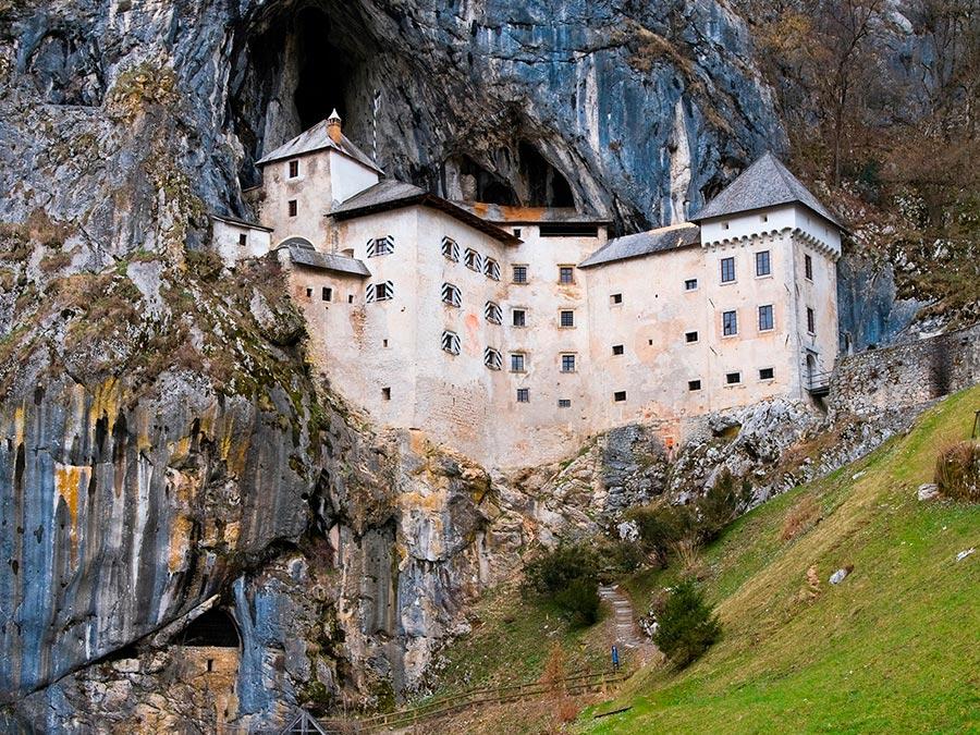 Самые прекрасные места Словении Предъямский замок