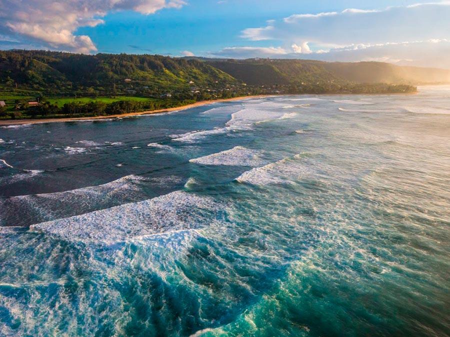 Серфинг: 10 лучших мест Банзай-Пайплайн, Гавайи