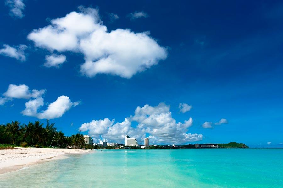 Самые великолепные пляжи в мире, по версии TripAdvisor Тумон-Бич — Тумон, Марианские острова