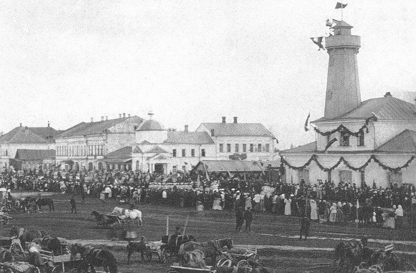 Советские города-призраки Молога