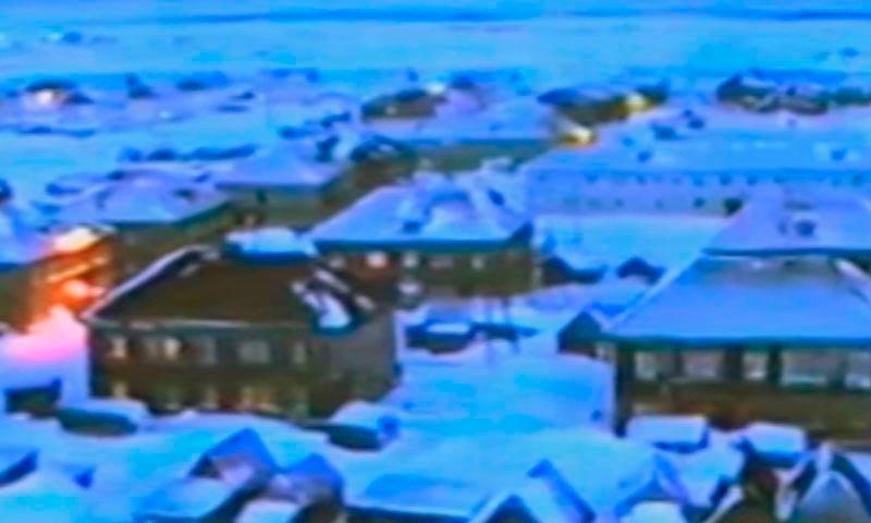 Советские города-призраки Хальмер-Ю