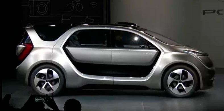 Самые крутые концепт-кары, представленные в 2017 году CES Fiat Chrysler