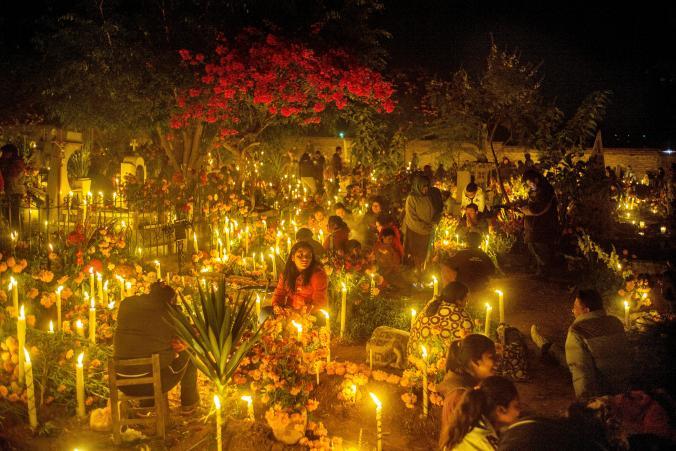 Страны для отпуска осенью по версии National Geographic Мексика