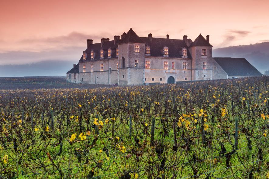 Страны для отпуска осенью по версии National Geographic Франция
