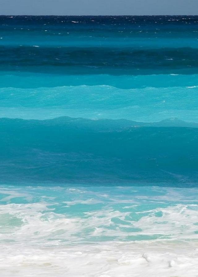 Бескрайние просторы океана, которые вызывают необъяснимую тревогу