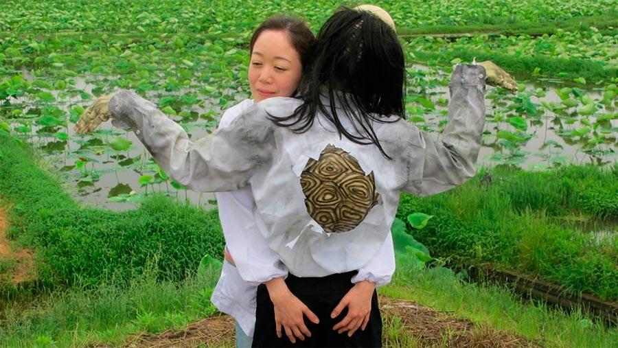 Эротические фильмы из Восточной Азии Подводная любовь Underwater Love Onna no kappa