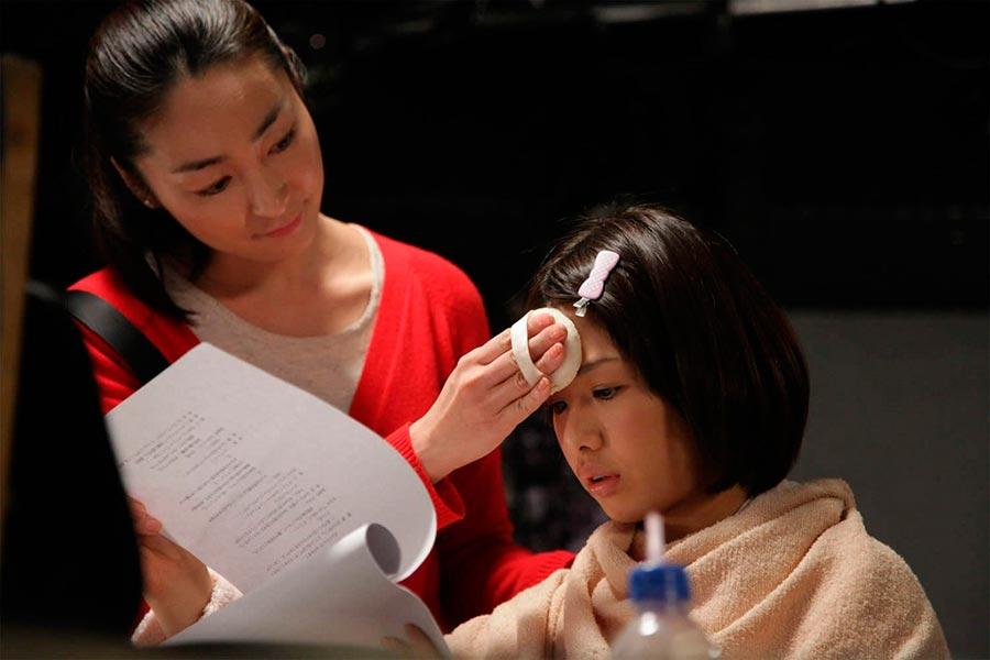 Эротические фильмы из Восточной Азии Гримерная Makeup Room
