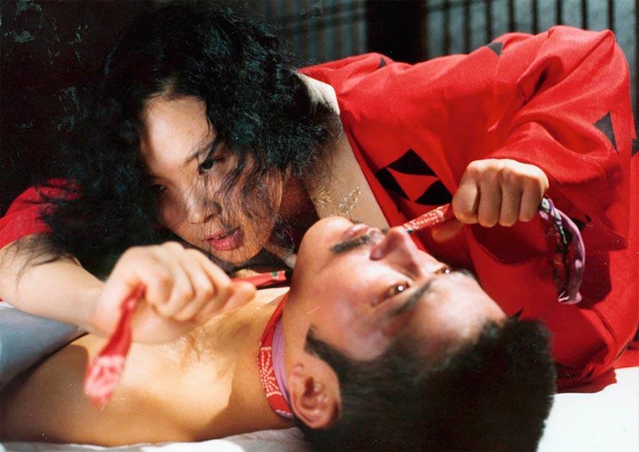 Эротические фильмы из Восточной Азии Империя чувств In the Realm of the Senses Ai no corrida