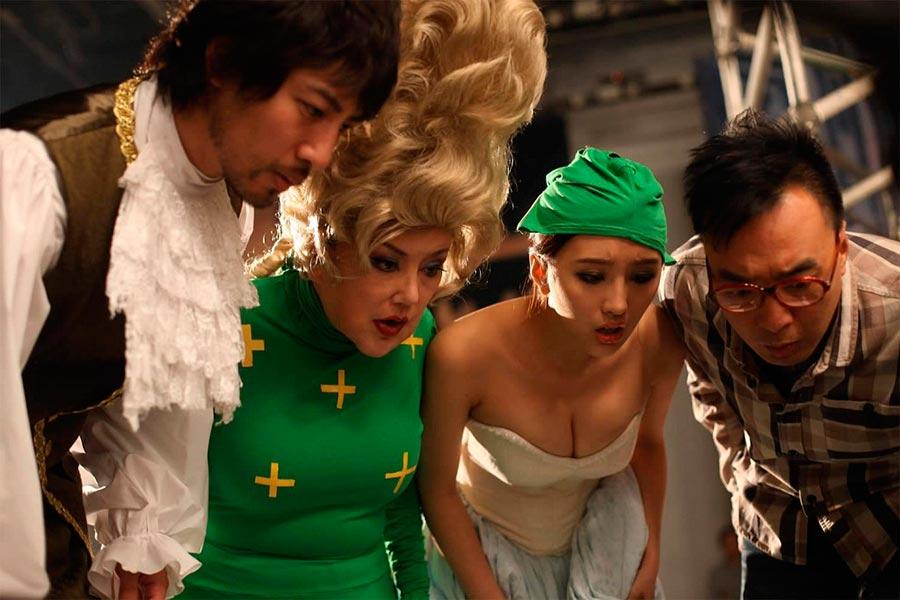 Эротические фильмы из Восточной Азии Вульгарная комедия Vulgaria