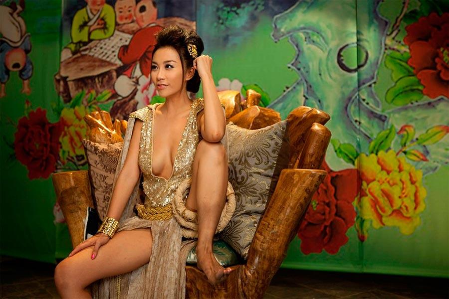 Эротические фильмы из Восточной Азии Секс и дзен Sex and Zen