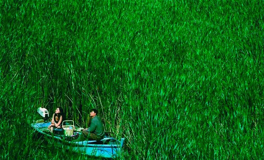 Эротические фильмы из Восточной Азии Остров The Isle