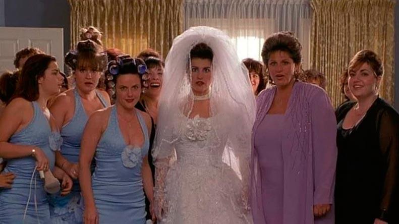 Зарубежные фильмы, которые не могут надоесть Моя большая греческая свадьба