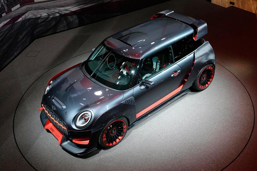 Автосалон во Франкфурте: самые горячие автомобили Mini Jonh Cooper GP