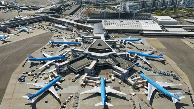 Нидерланды: удивительные факты Аэропорт Сипхол озеро Хаарлеммер