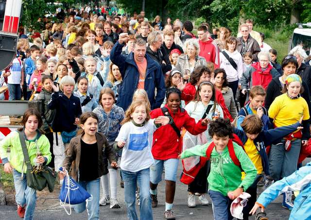 Нидерланды: удивительные факты марш Avondvierdaagse