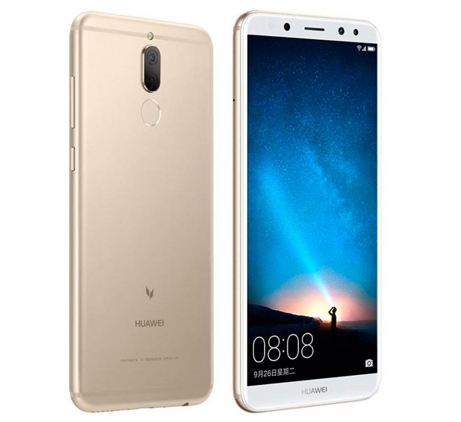 Huawei представила необычный Maimang 6