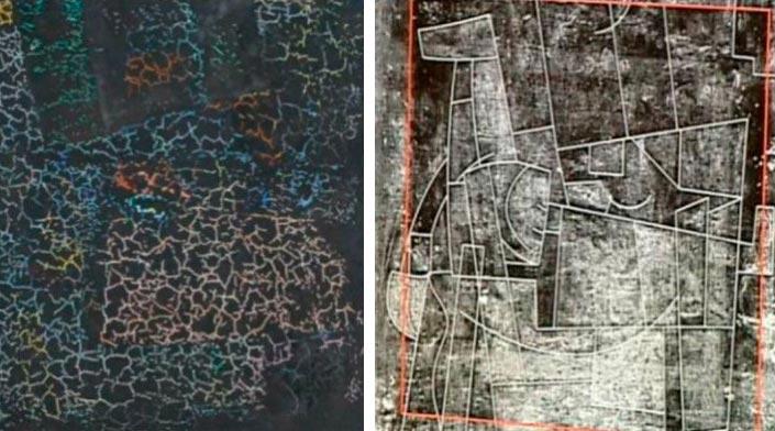 Шедевры живописи, на которых изображено намного больше Черный квадрат К. Малевич